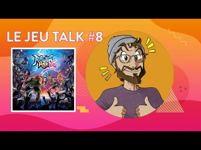 [REVIEW] JEUTALK #8 Ragnarok Star, du rock nordique !