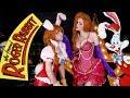 Кто подставил кролика Роджера? - Jessica & Rejina Rabbit - NoFlutter cosplay