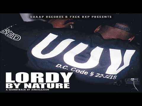 ANKHLEJOHN - Lordy By Nature (UUV) - Full Album [2018]