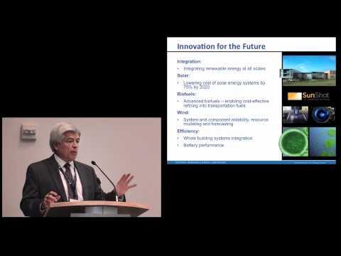 Breakthroughs in Renewable Energy: Dan Arvizu Ph.D.