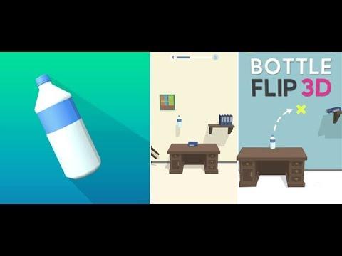 Bottle Flip 3D Unity Project