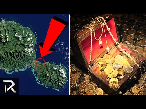10 REAL Hidden Treasures You Can Still Find!