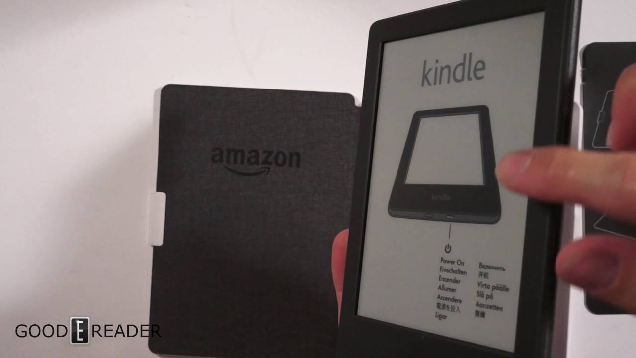 Amazon Kindle Oasis 8th Generation Drivers for Mac Download