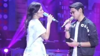 Percayalah (Afgan ft. Raisa at Coopfest 2016)