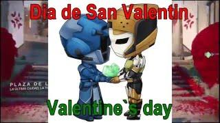 Destiny: Torre Decorada Dia de San Valentin / Valentine`s day Tower Decoration