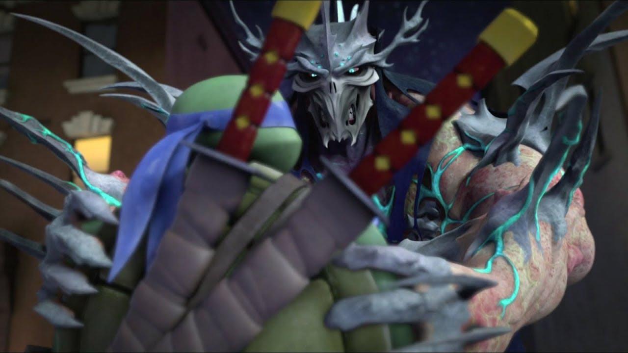 teenage mutant ninja turtles 2012 the super shredder