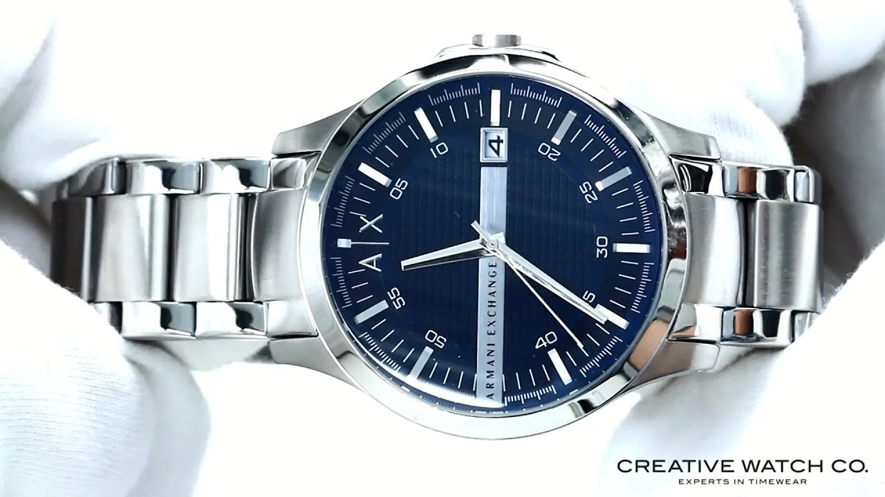 0ce930d01be Hands On With The Men s Armani Exchange Watch AX2132 - YouTube