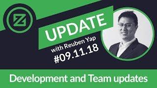 Zcoin Update 9 November 2018