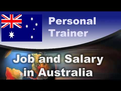 Personal Trainer Salary In Australia - Jobs And Wages In Australia