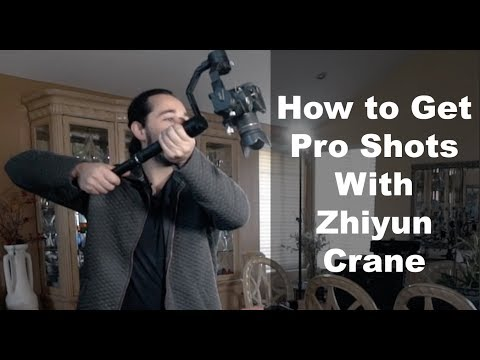 MUST-KNOW Filming Techniques With a Gimbal - Zhiyun Crane | Momentum Productions