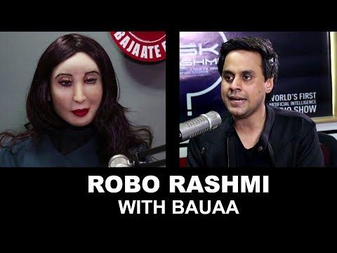 BAUAA ne liye Rashmi Robo se maze | BAUA | #RjRobotRashmi #Bauaa