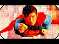 SUPERMAN Puzzle Christopher Reeve JIGSAW Puzzles ㋡ SUPERHERO