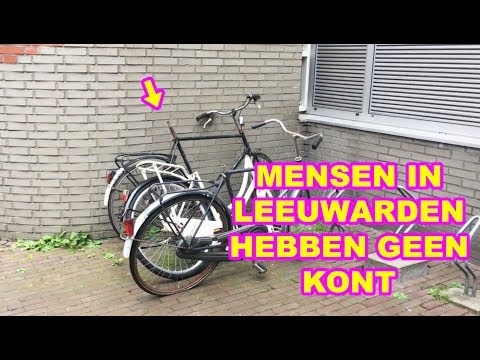 Kakhiel Vlog #8 - Mensen in Leeuwarden hebben geen kont