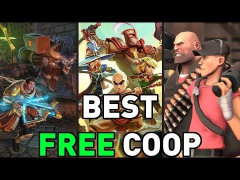 best free pc co op games