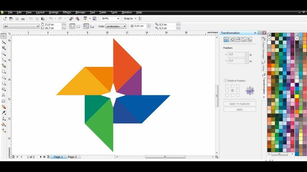 Galeri Gambar 3d Coreldraw X4 | Skipjpg