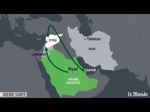 Comprendre la situation en Syrie (Le Monde.fr)