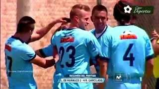 Leon de Huanuco vs Real Garcilaso 2-4 | Resumen y Goles - Clausura -  | 720p HD | - 20/10/2015