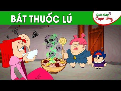 BÁT THUỐC LÚ -  Phim hoạt hình - Truyện cổ tích - Hoạt hình hay - Cổ tích - Quà tặng cuộc sống