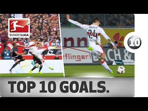 Top 10 Stuttgart Goals 2016/17 - Welcome Back to the Bundesliga