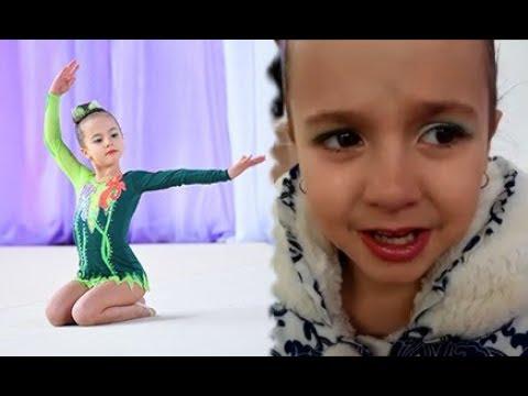 НЕУДАЧНОЕ ВЫСТУПЛЕНИЕ на соревнованиях по ХУДОЖЕСТВЕННОЙ ГИМНАСТИКЕ / Gymnastics Competition