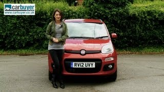 Fiat Panda Hatchback Review