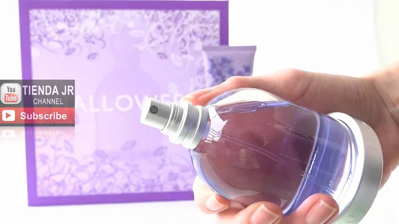 como saber si un perfume es original halloween