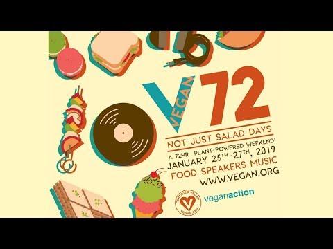 Richmond's V72 Weekend Preview #Vegan72