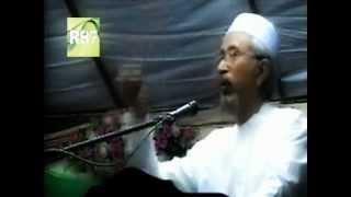 Raja Datuk Kamarul Bahrin - Kisah disebalik Stadium Runtuh di Terengganu