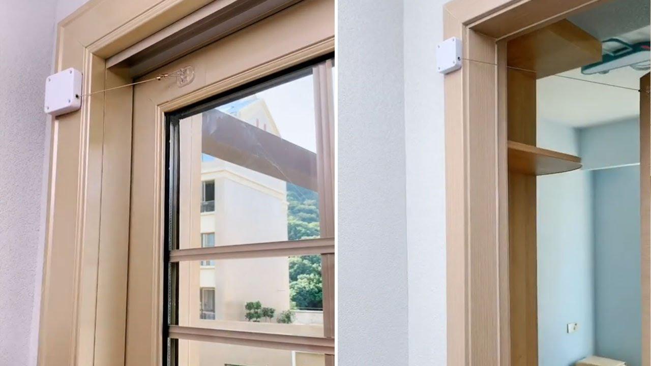 YTXTT Door Closer Punch-Free Automatic Sensor Door Closer Automatically Close for All Doors
