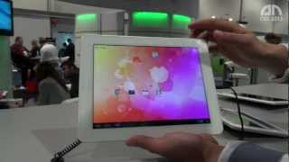 Archos Platinum & Titanium Tablet-Lineup - Hands-On - CES 2013 - androidnext.de