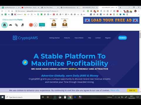 Ads Earn BTC Or AdsEarnBTC Top Passive Crypto Advertising Program