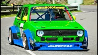 300Hp/895Kg VW Golf Mk1 Evo || 9.500Rpm NA Screaming Monster thumbnail