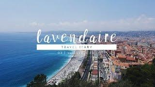 Europe Travel Diary 03 | Beautiful Nice