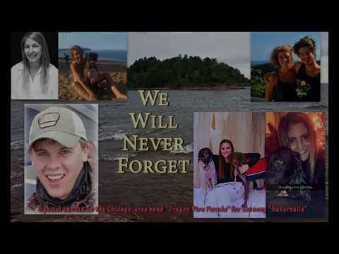 USCG urgent warnings on Lake Superior; Honor victims, rescuers in tragic June 2016 double drowning