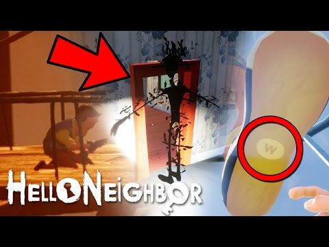 THE SHADOW IS CONTROLLING THE NEIGHBOR! + HIS REAL NAME | Hello Neighbor Alpha 4 Secrets
