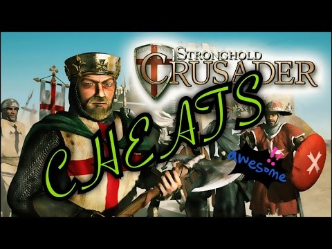 Stronghold Crusader Best Working Cheats Ever