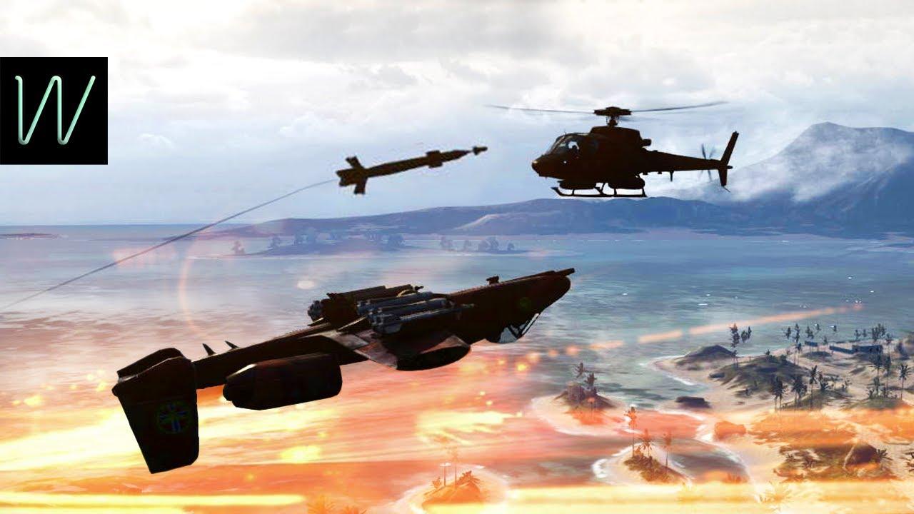 Battlefield 4 Elicottero : Battlefield jdam bomb vs helicopter youtube