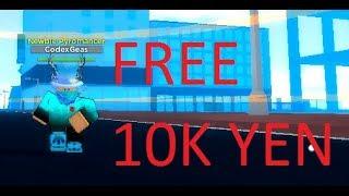 (Kostenlos 10k YEN CODES) Wie man freies Geld in Esper Online auf ROBLOX bekommt