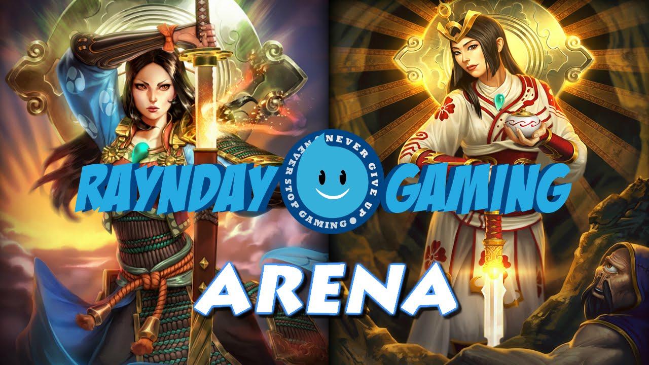 Winning Smite Amaterasu Arena Build And Gameplay Hd 1080p