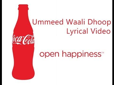 coca cola ringtone umeed wali dhoop