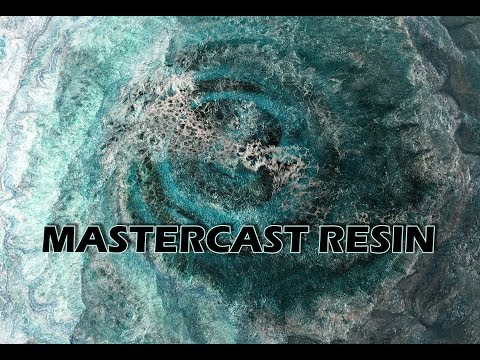 ( 315 ) Mastercast Resin spin pour