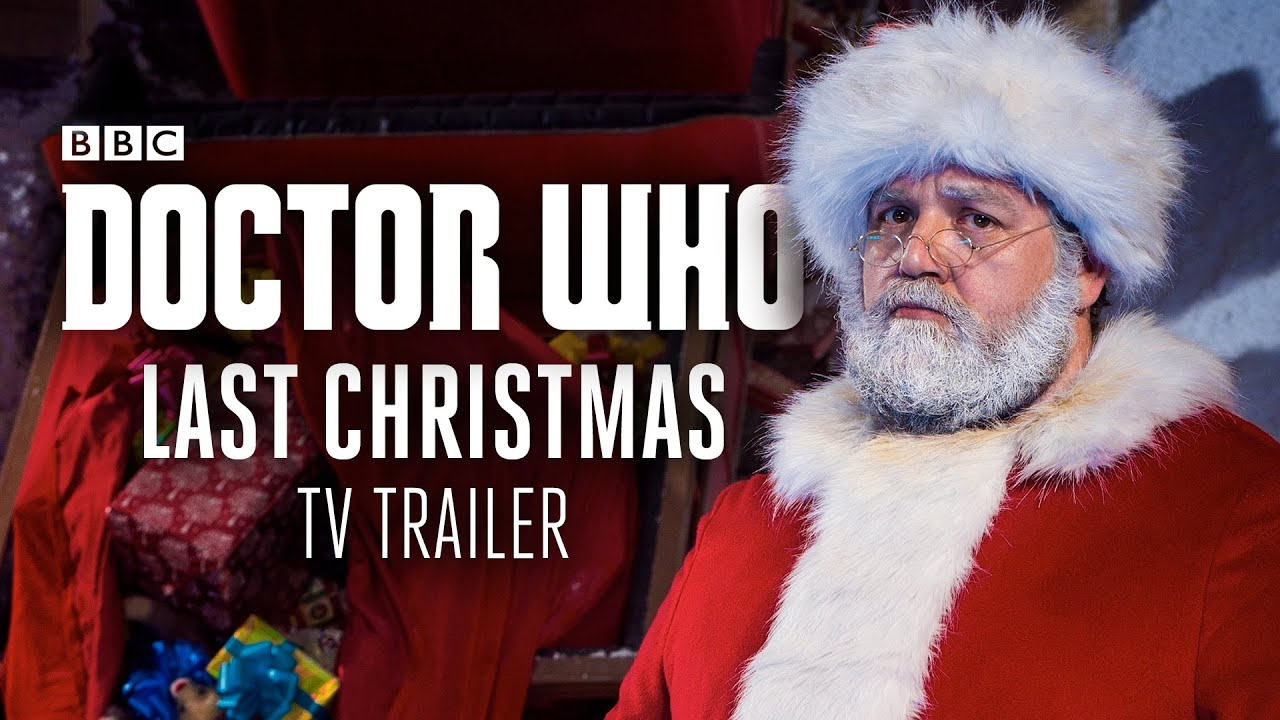 doctor who last christmas bbc one tv trailer youtube - Last Christmas Youtube