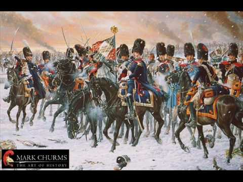 La Charge/Marche des Grenadiers a Cheval