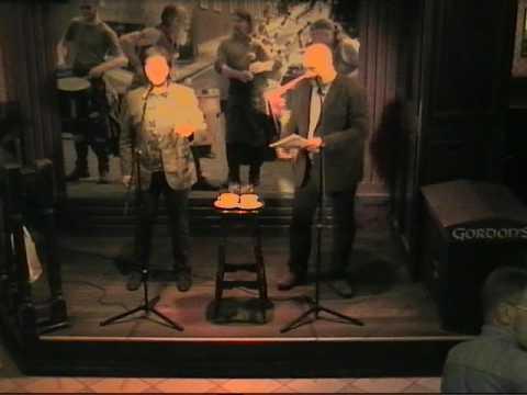 Прямая трансляция Красная Бурда в гостях у Doctor Scotch Pub 28.09.2016 г