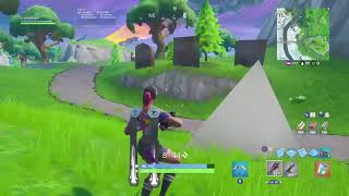 Fortnite étant glitchy