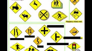 Learn Traffic Signs: Rules of the Road 7b