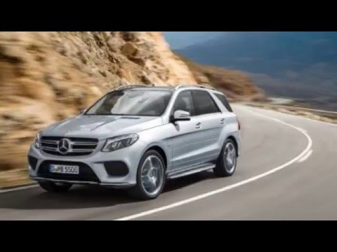 2016 Mercedes Benz Ml350