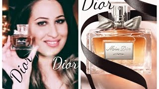 A Fragrance for Confident Women | Christian Dior Miss Dior Le Parfum