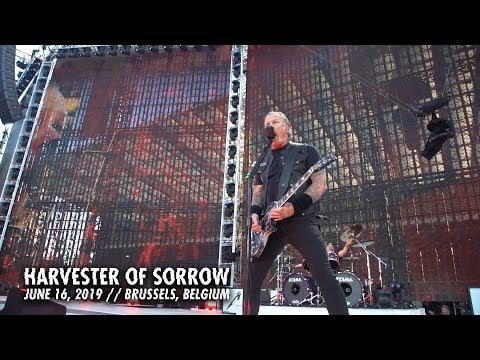 Metallica: Harvester of Sorrow (Brussels, Belgium - June 16, 2019)