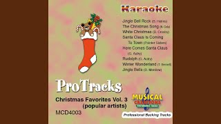 Here Comes Santa Claus-6 (In the Style of Gene Autry) (Karaoke Version Teaching Vocal)